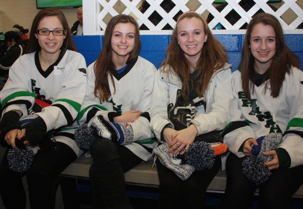 4 Shanahan girls
