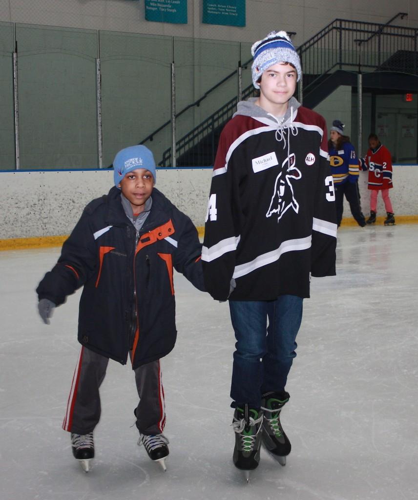 jermone skating