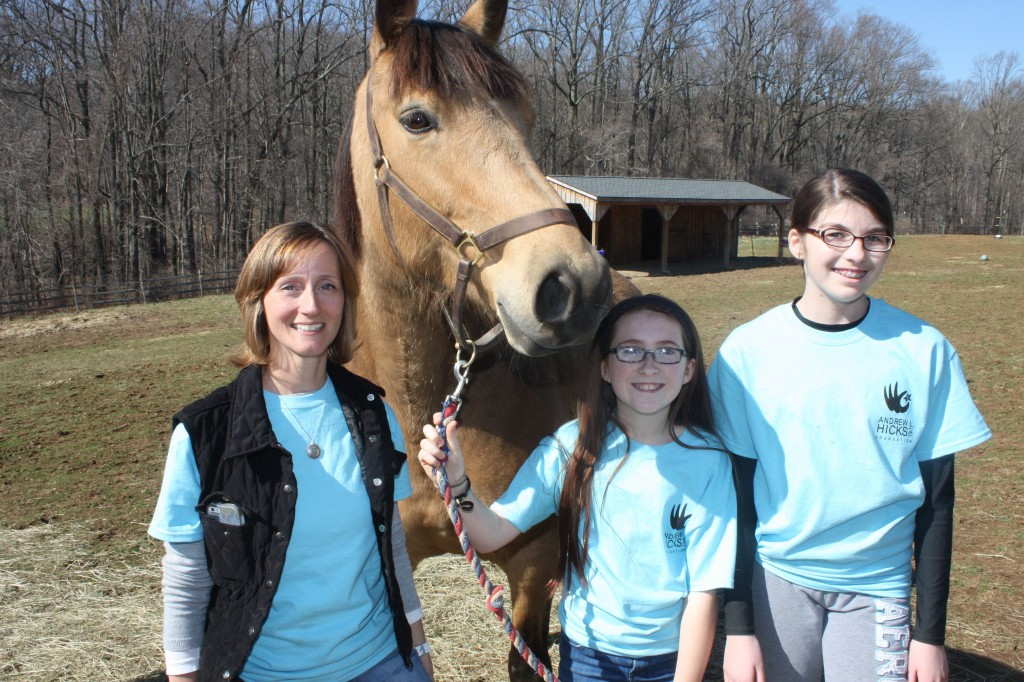 horse volunteers