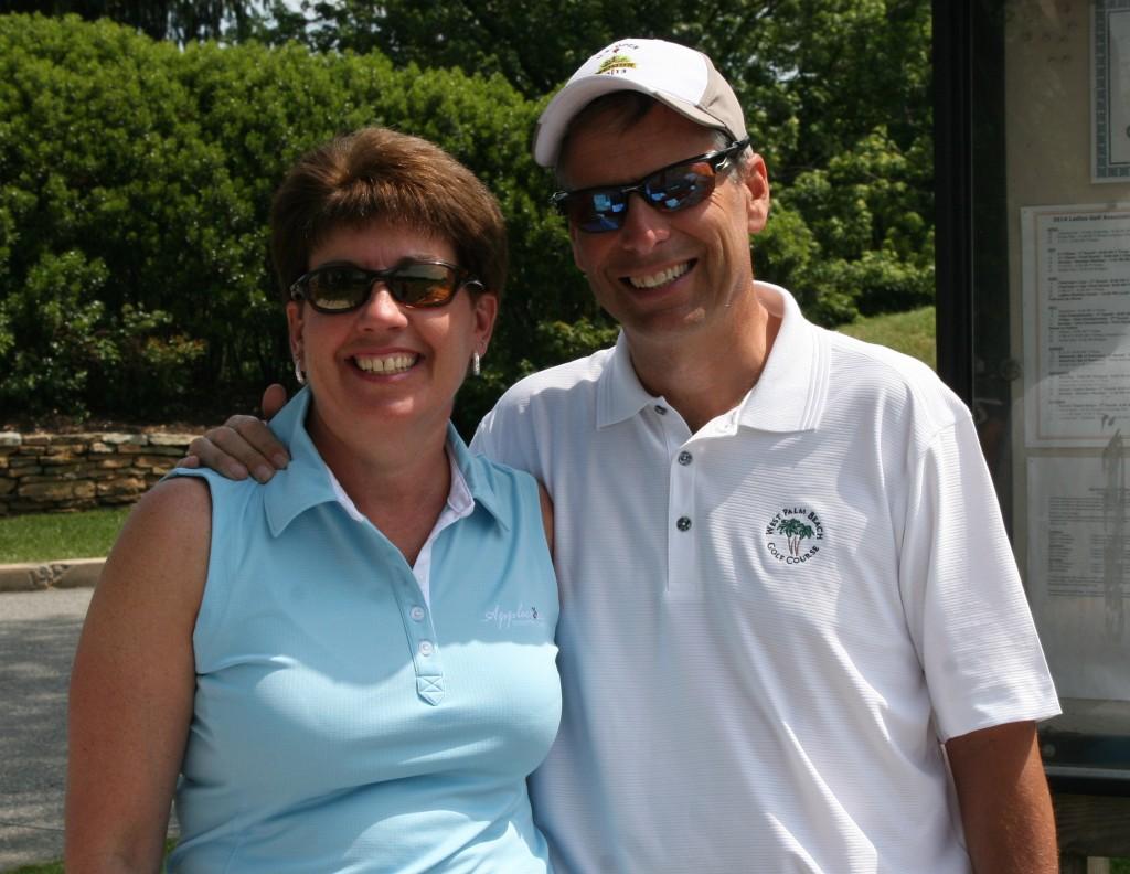 John and Debbie