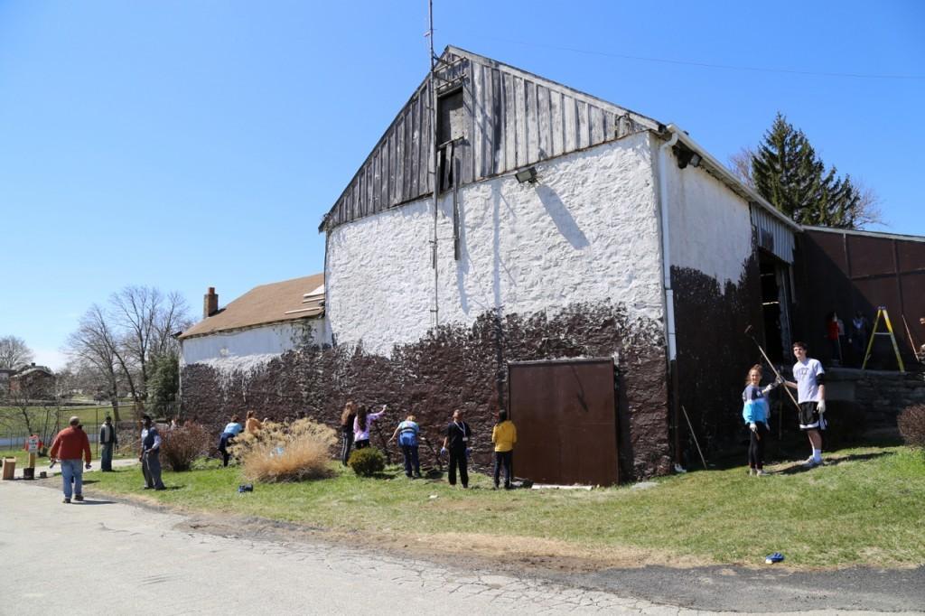 big barn shot