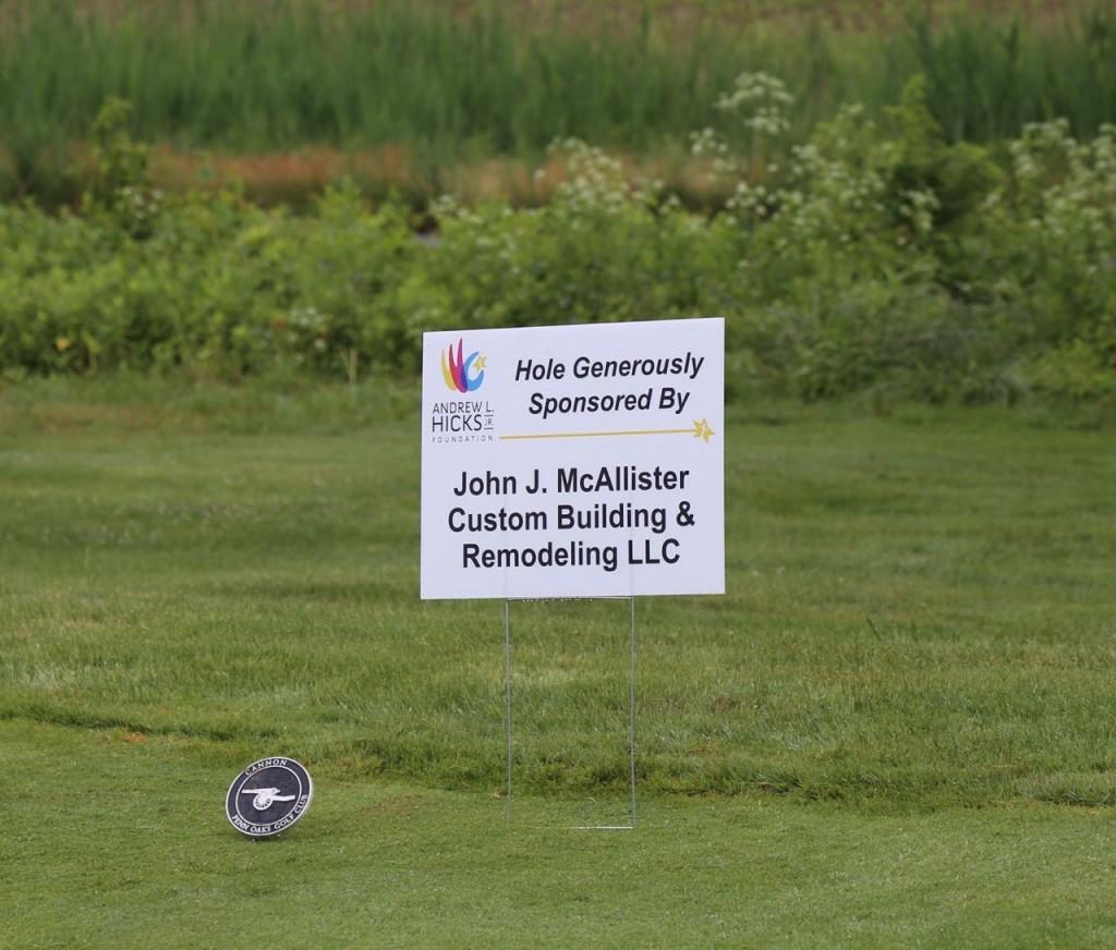 McAllister sponsorship