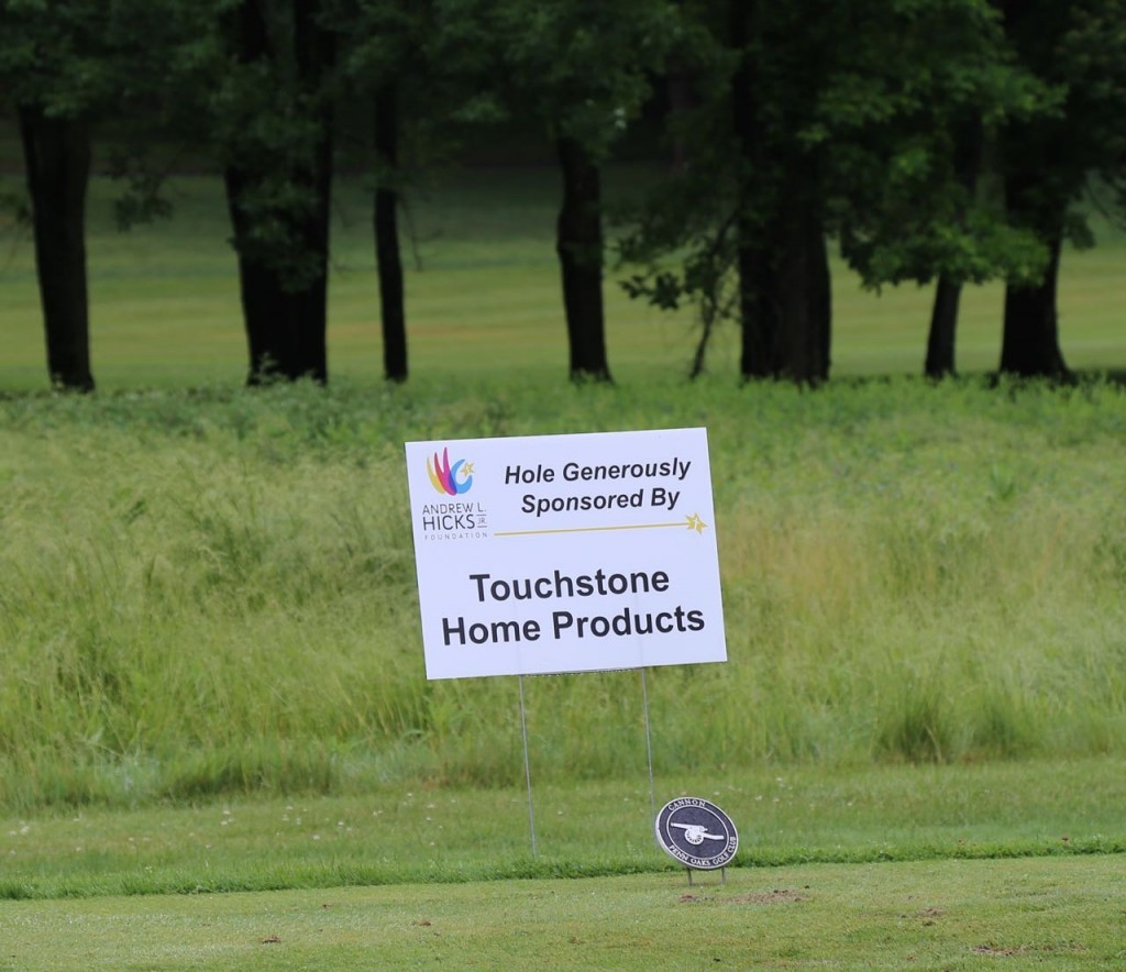 Touchstone sponsorship