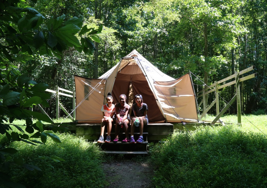 wilderness tent