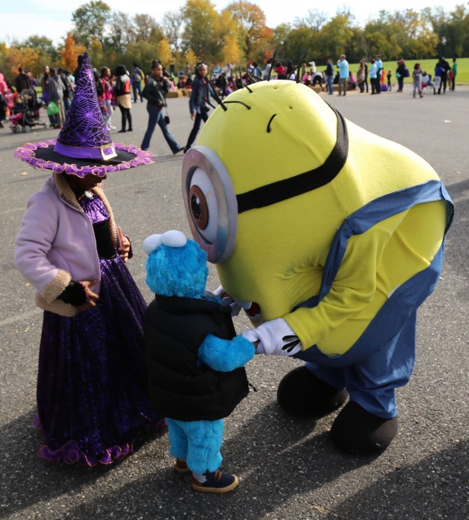 Minion greeting
