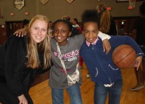 basketball friends
