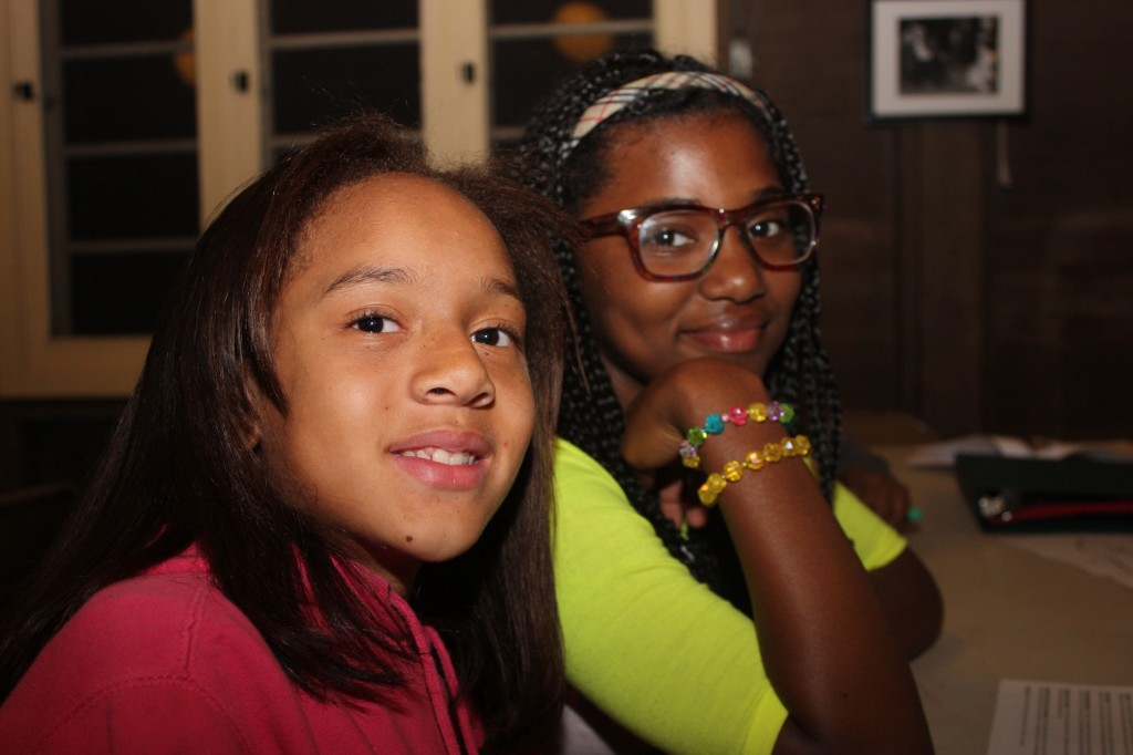 Iesha and Ashanti