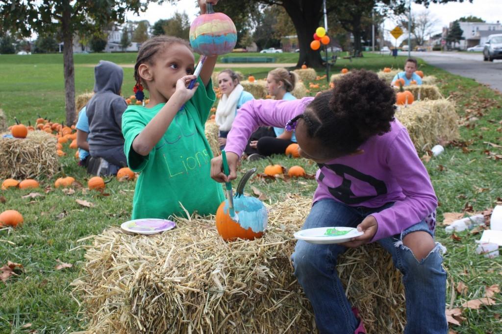 globbing pumpkins
