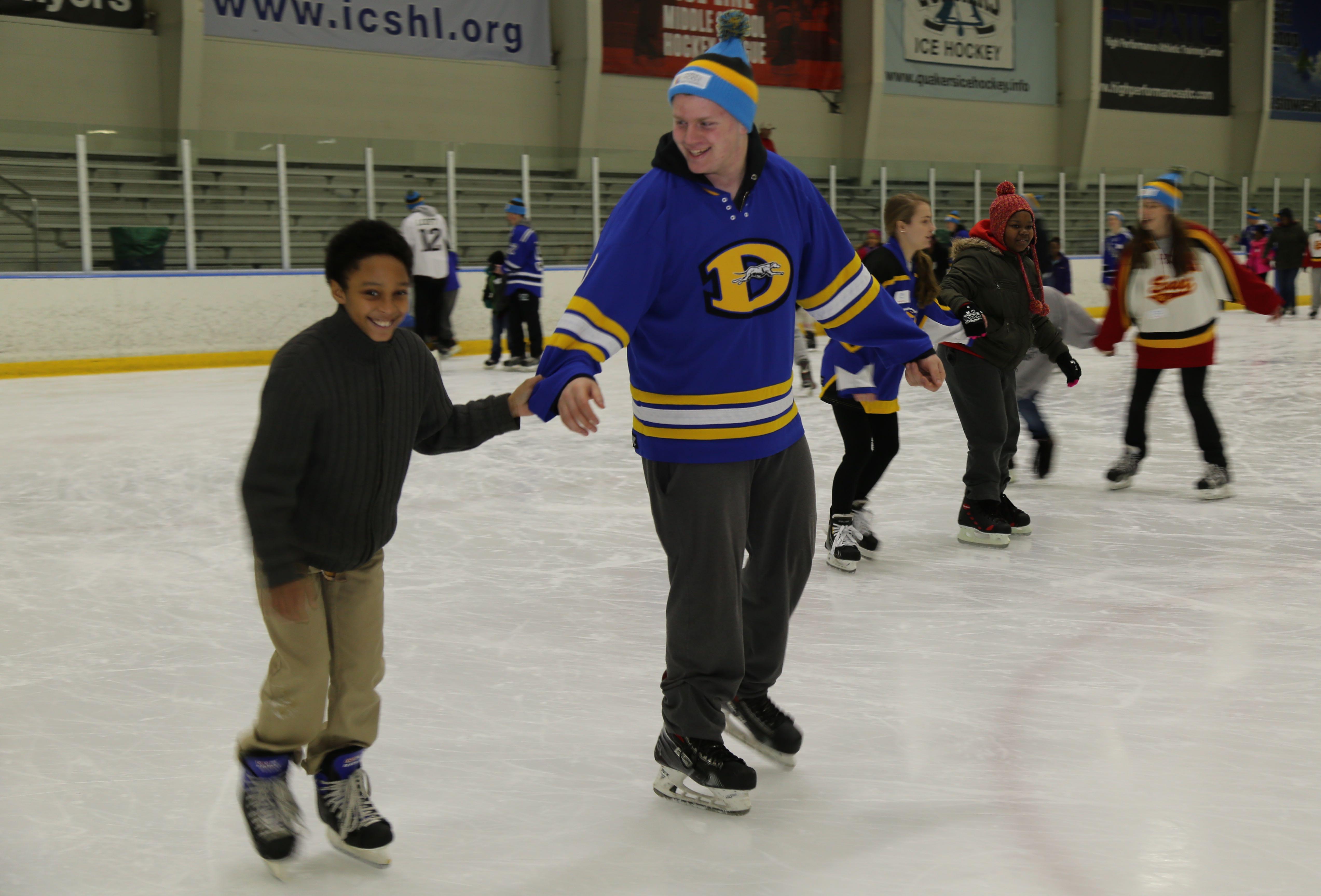 fun on ice