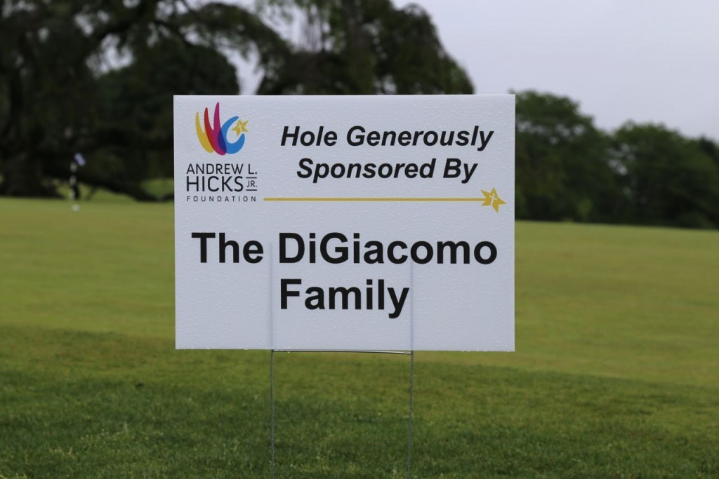 DiGiacomo Family sponsorship