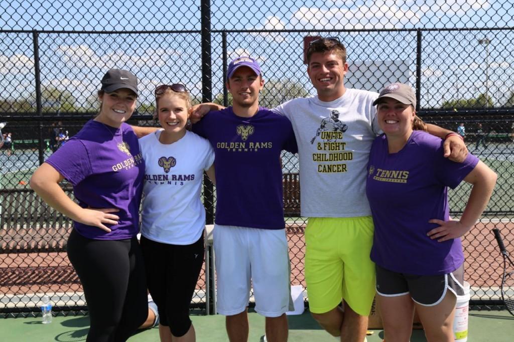 wcu tennis