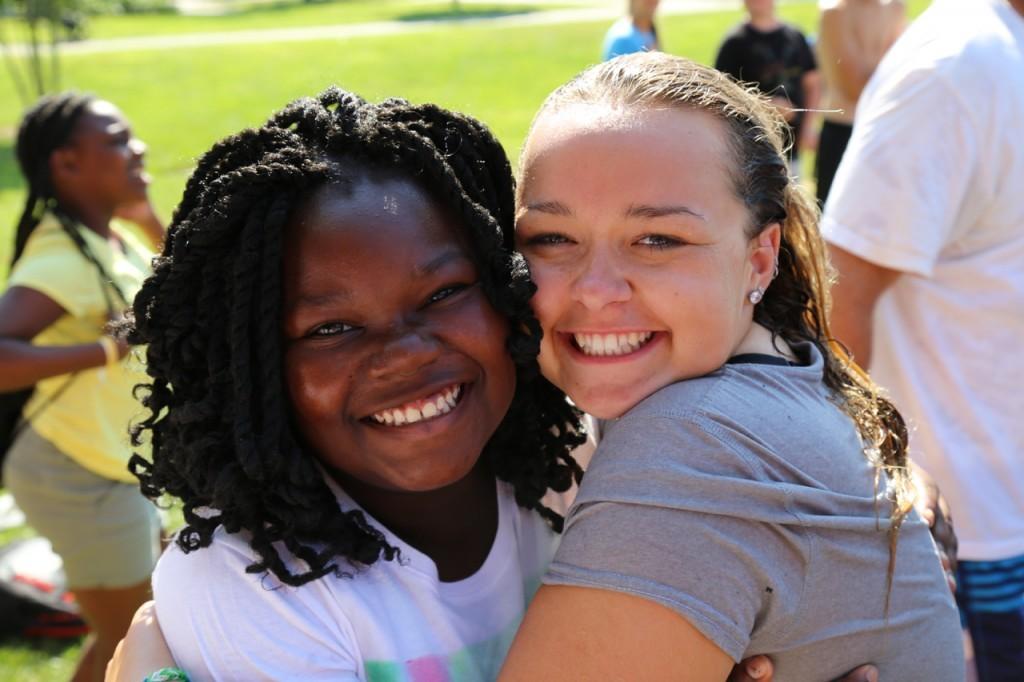Jasmine and Ashlee
