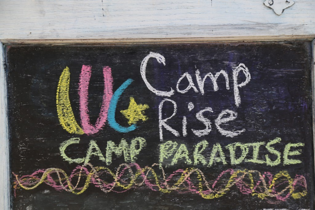 welcome RISE Camp