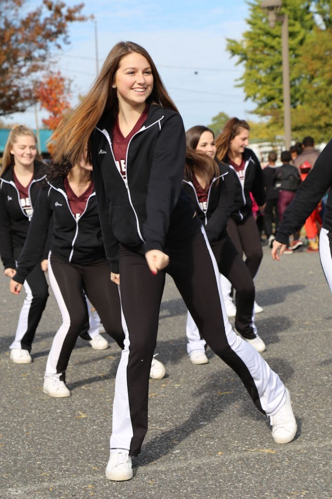 HHS Dance Team 4