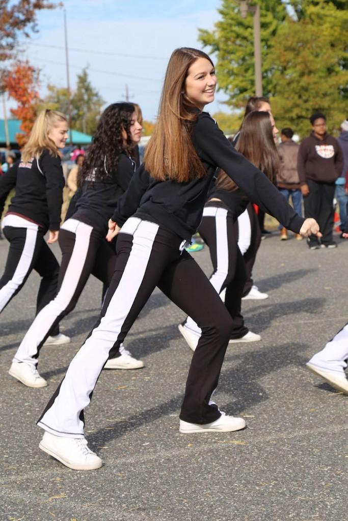 HHS Dance Team 5