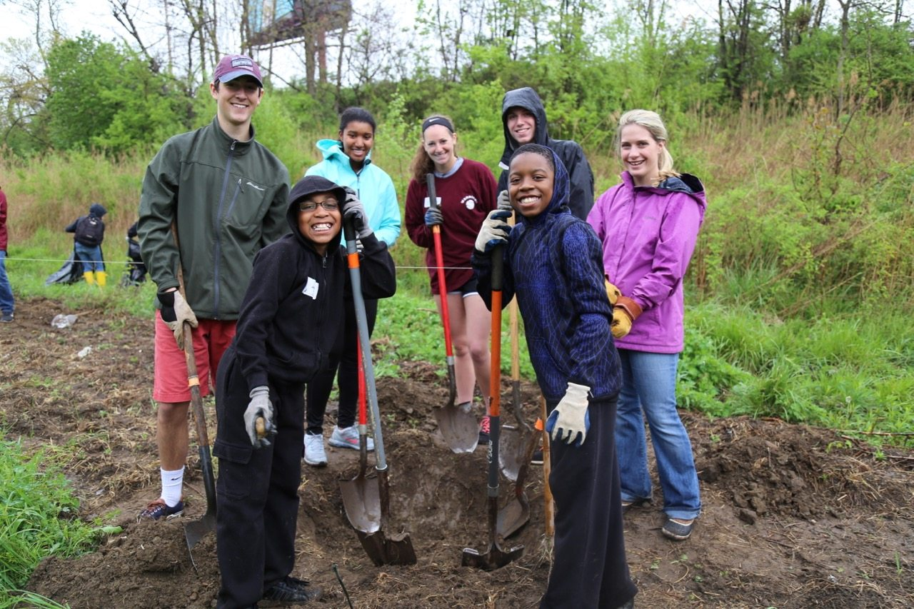 The Warrior Guides really made an impact in Chester during their annual Community Service Day last year! We can't wait to see what this year will bring.